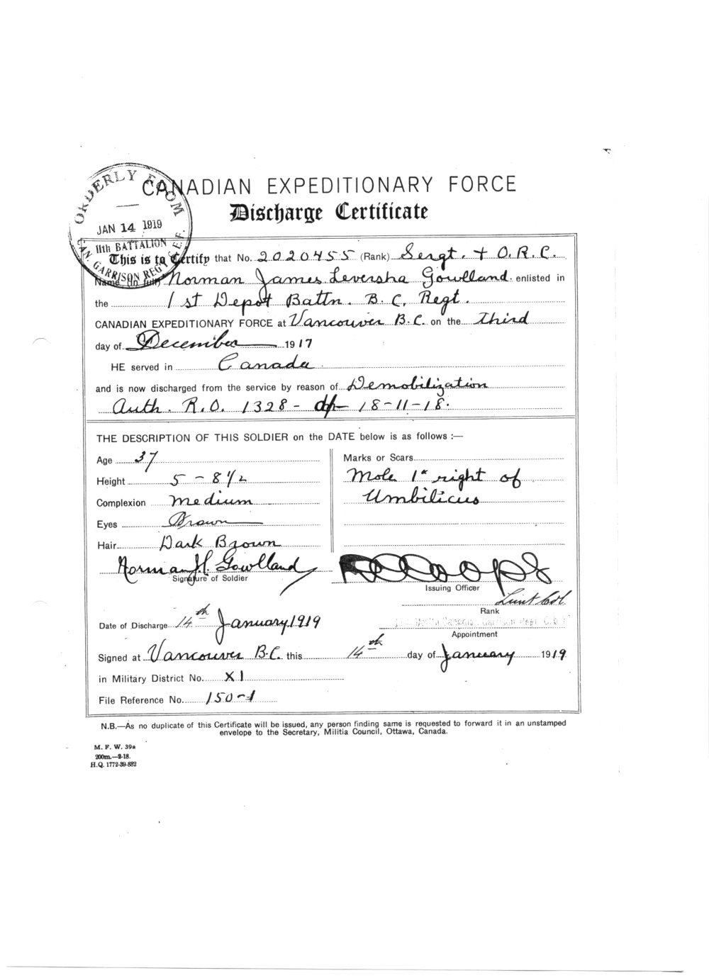 Index Of Military Documents